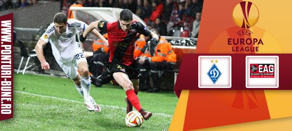 Dynamo Kiev vs Guingamp – Europa League – analiza si pronostic