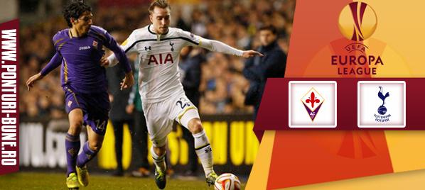 Fiorentina vs Tottenham – Europa League – analiza si pronostic