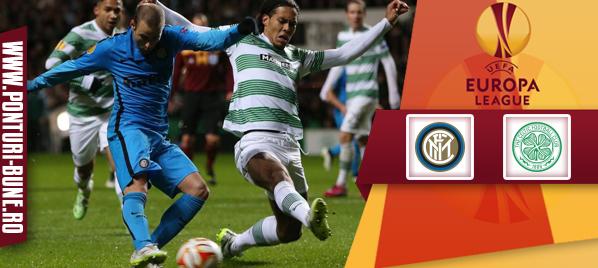 Inter vs Celtic – Europa League – analiza si pronostic