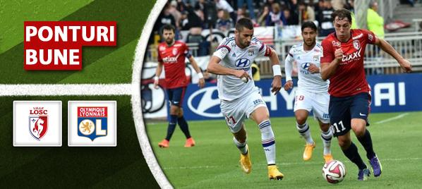Lille vs Lyon – Ligue 1 – analiza si pronostic