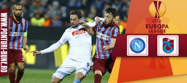 Napoli vs Trabzonspor – Europa League – Analiza si pronostic