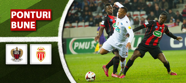 Nice vs Monaco – Ligue 1 – analiza si pronostic