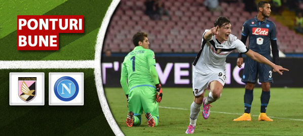 Palermo vs Napoli – Serie A – Analiza si pronostic