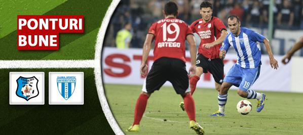 Pandurii Targu Jiu vs CS Universitatea Craiova – Liga 1 – analiza si pronostic