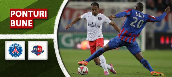 PSG vs Caen – Ligue 1 – analiza si pronostic