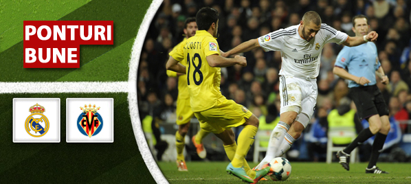 Real Madrid vs Villarreal – Primera Division – analiza si pronostic