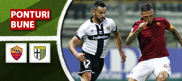 AS Roma vs Parma – Serie A – analiza si pronostic
