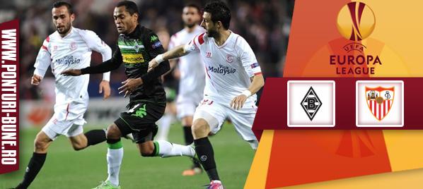 Monchengladbach vs Sevilla – Europa League – analiza si pronostic