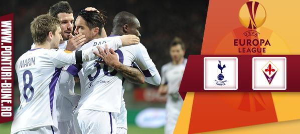Tottenham vs Fiorentina – Europa League – analiza si pronostic