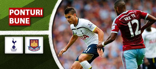 Tottenham vs West Ham – Premier League – analiza si pronostic