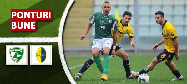 Pronosticuri pariuri Avellino vs Modena – Serie B