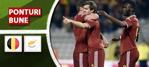 Belgia vs Cipru