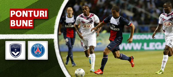 Bordeaux vs PSG – Ligue 1 – analiza si pronostic