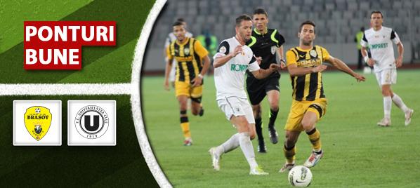 FC Brasov vs Universitatea Cluj – Liga 1 – analiza si pronostic