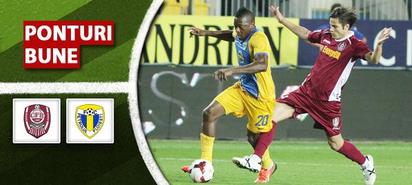 CFR Cluj vs Petrolul Ploiesti