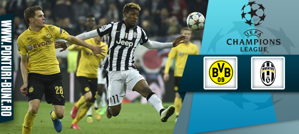 Dortmund vs Juventus – Champions League – analiza si pronostic