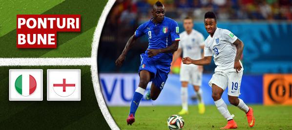 Pronosticuri pariuri – Italia vs Anglia – Amicale
