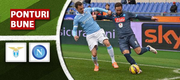 Lazio vs Napoli – Coppa Italia – Analiza si pronostic