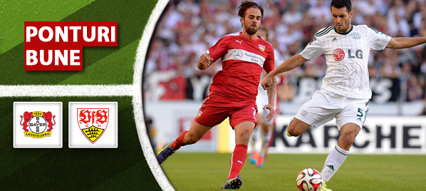 Leverkusen vs Stuttgart – Bundesliga – Analiza si pronostic