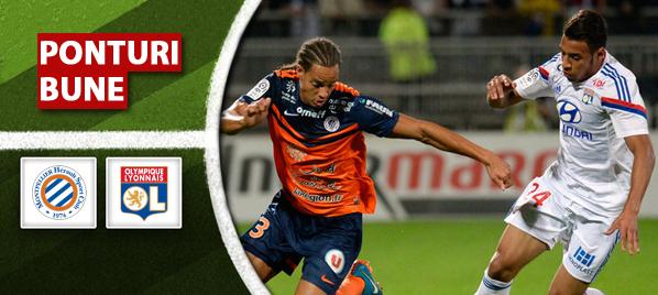 Montpellier vs Lyon – Ligue 1 – analiza si pronostic