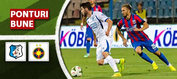 Pandurii Targu Jiu vs Steaua – Liga 1 – analiza si pronostic