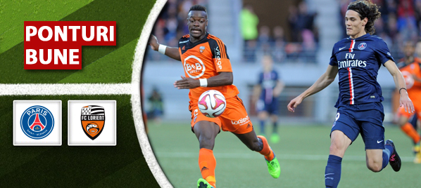 PSG vs Lorient – Ligue 1 – analiza si pronostic