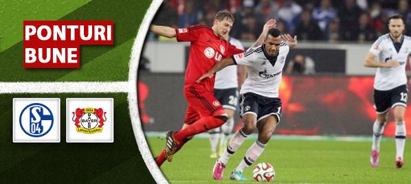 Schalke vs Leverkusen – Bundesliga–analiza si pronostic