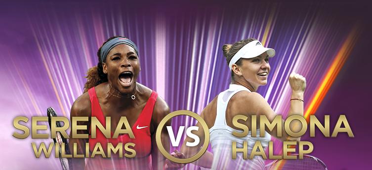 Biletul Zilei – Ponturi Tenis – Serena Williams vs Simona Halep in semifinale la Indian Wells