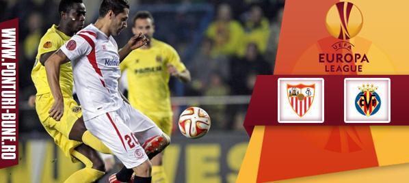 Sevilla vs Villarreal – Europa League – Analiza si pronostic