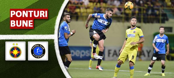 Steaua vs FC Viitorul