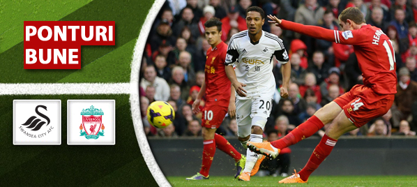 Swansea vs Liverpool – Premier League – Analiza si pronostic