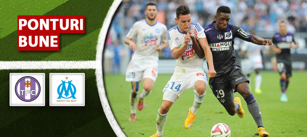 Toulouse vs Marseille – Ligue 1 – analiza si pronostic