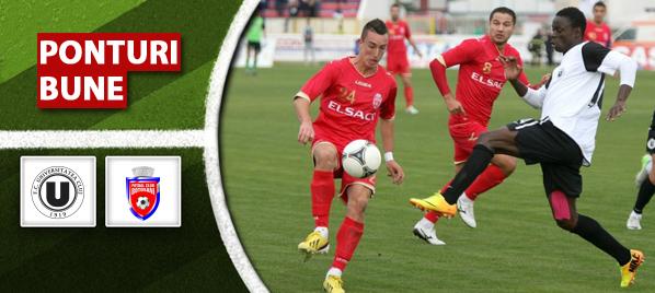 Universitatea Cluj vs FC Botosani