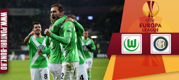 Wolfsburg vs Inter – Europa League – Analiza si pronostic