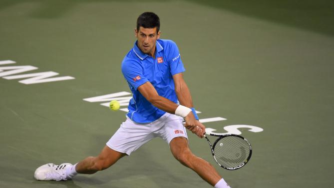 Novak Djokovic vs John Isner