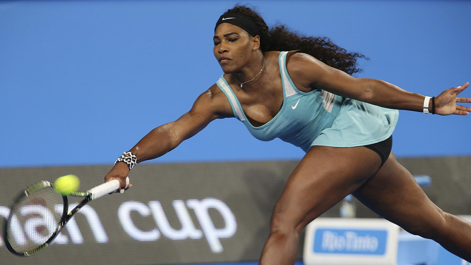 Serena Williams vs Sabine Lisicki