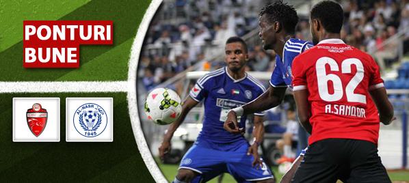 Al-Ahli Dubai vs Al Nasr