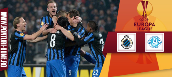 Club Brugge vs Dnepr