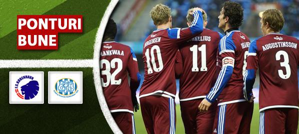 Ponturi fotbal – Copenhaga vs Esbjerg – Danemarca Cupa