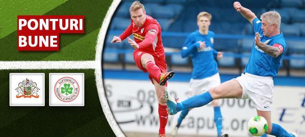 Glenavon vs Cliftonville
