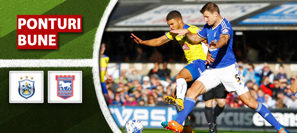 Pronosticuri Fotbal – Huddersfield vs Ipswich Town – Championship