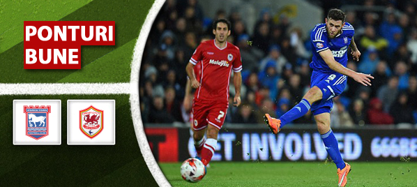 Ipswich Town vs Cardiff City