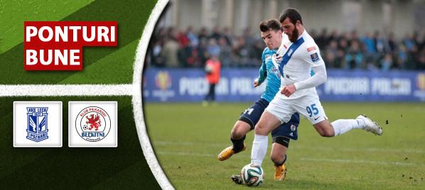 Pariuri fotbal Lech Poznan vs Blekitni Stargard – Cupa Poloniei