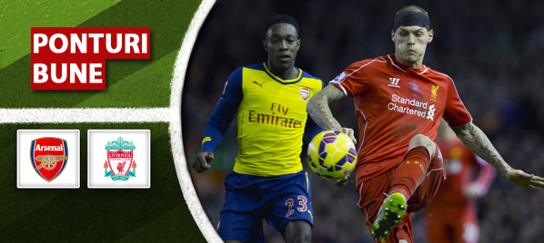 Ponturi pariuri – Arsenal vs Liverpool – Premier League