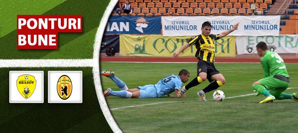 FC Brasov vs Ceahlaul Piatra Neamt