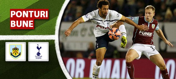 Pronosticuri pariuri – Burnley vs Tottenham – Premier League