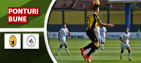 Pronosticuri pariuri Ceahlaul Piatra Neamt vs Gaz Metan Medias – Liga 1