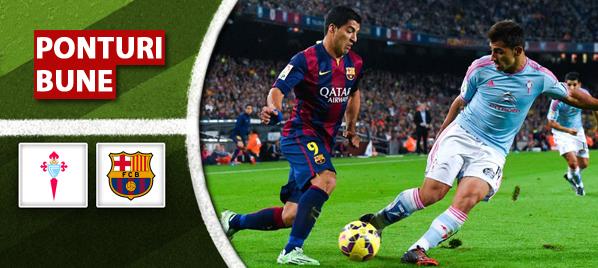 Pronosticuri Fotbal – Celta Vigo vs Barcelona – Primera Division
