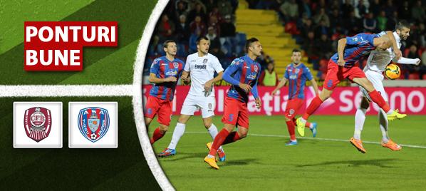 Pronosticuri pariuri CFR Cluj vs ASA Targu Mures – Liga 1