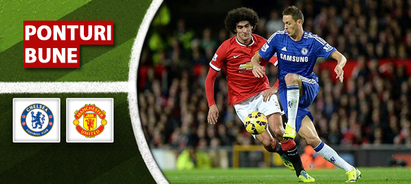 Pariuri fotbal Chelsea Londra vs Manchester United – Premier League